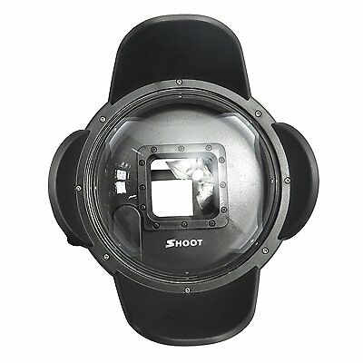 "2.0 Version 4""Diving Underwater Lens Hood Dome Lens Dome Port 4 Gopro Hero 3+/4"