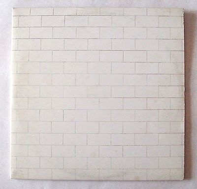 Pink Floyd - The Wall double LP in gatefold sleeve + lyric inners