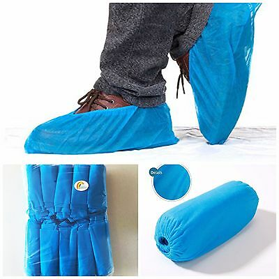 Disposable Booties Shoe Medical Booties Shoe Covers Protective Set Of 100 Pc