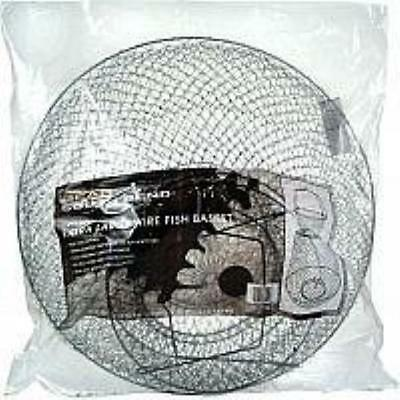 """South Bend Round Wire Fish Basket (19"""" X 30"""" New"""