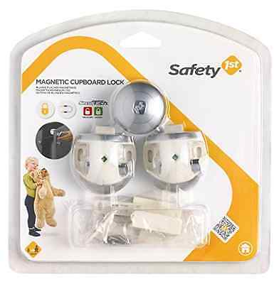 Safety 1st Magnetic Lock (Pack of 2) - SAME DAY DISPATCH