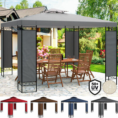 3x3 Gazebo Marquee Party Wedding Tent Garden Lorca Reception Patio Canopy Awning