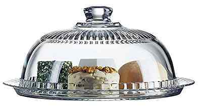 Luminarc Cheese and Cake Dome Glass 27 cm - SAME DAY DISPATCH