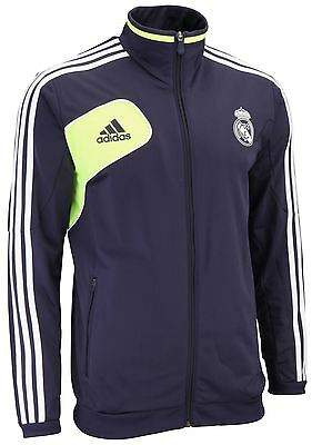 adidas Real Madrid Pres Suit Tracksuit W40546~Mens~Soccer~UK SELLER