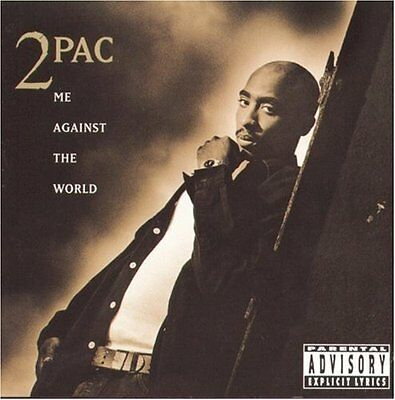 2Pac - Me Against the World [New CD] Explicit