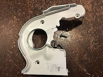 Stihl MS192T Genuine OEM Oil Pump Dust Cover with Screws NEW