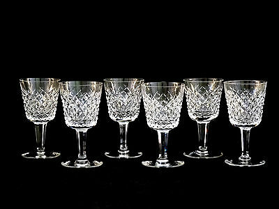Waterford Crystal Alana Port Wine Glasses