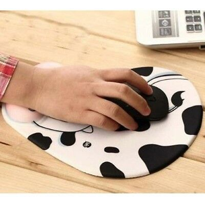 Hot Skid Resistance Memory Foam Comfortable Wrist Rest Support Mouse Pad