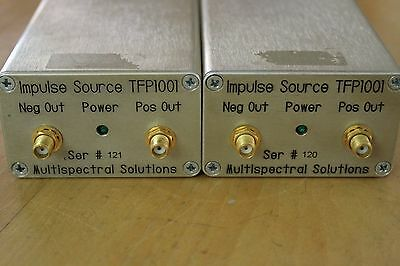 Multispectral Solutions TFP1001 Impulse Source
