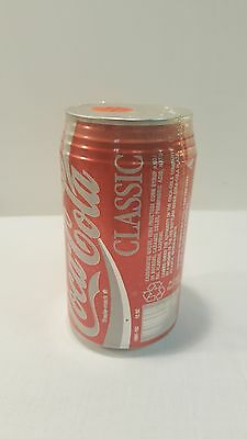 Coca Cola hidden stash can safe 1988
