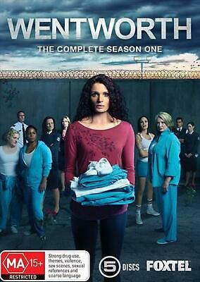 Wentworth : Season 1 - DVD Region 4 Free Shipping!
