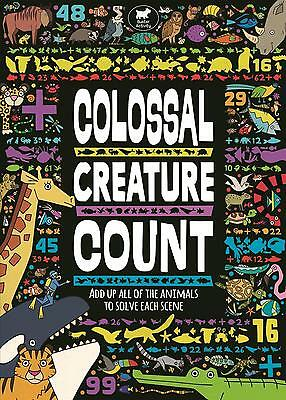 The Colossal Creature Count, Daniel Limon