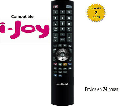 Mando a distancia de reemplazo para I-JOY I-DISPLAY 8015 HD