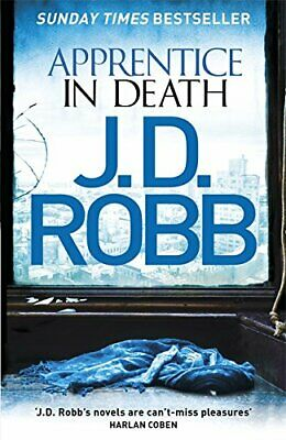 Apprentice in Death: 43 by Robb, J. D. Book The Cheap Fast Free Post
