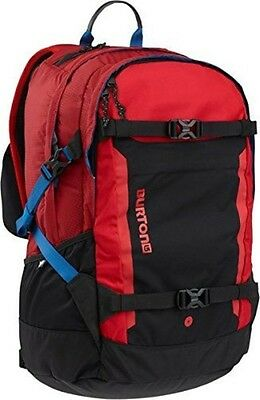 BURTON Day Hiker Pro Backpack, Flame Ripstop