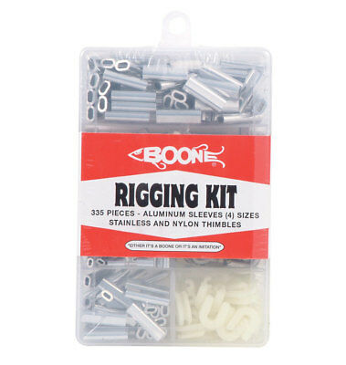 Boone 335pc Rigging Kit