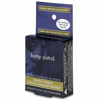 Bump Patrol Razor Bump Original Formula 15 ml Solution