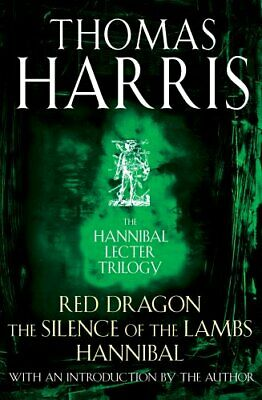 Hannibal Lecter Trilogy by Harris, Thomas Paperback Book The Cheap Fast Free