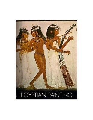 Egyptian Painting by Arpag Mekhitarian Paperback Book The Cheap Fast Free Post