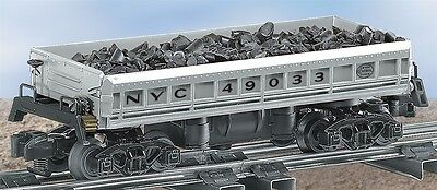 American Flyer Lionel 6-49033 New York Central Coal Dump Car S Scale Model Train