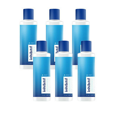 6 x Inhibitif Advanced Hair-Free Body Mist 150g Long Lasting Density Reduction