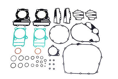 84-89 Honda Vt700 C Shadow Engine Gasket Set New Ci-850754