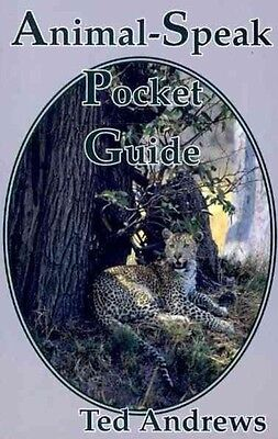Animal-Speak Pocket Guide by Ted Andrews Paperback Book (English)