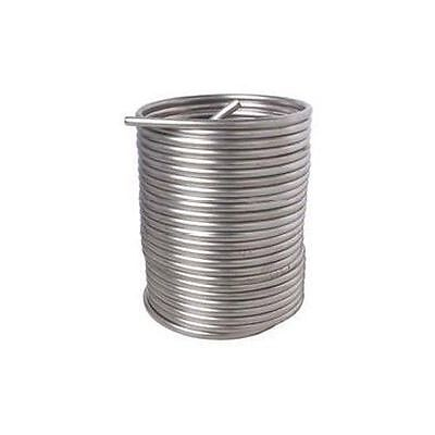 "50 ft DRAFT COIL Stainless Steel 5/16"" Make your own JOCKEY BOX"