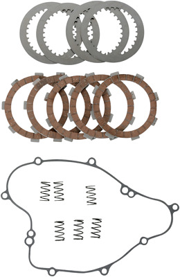 Moose Racing 1131-1846 Complete Clutch Kit with Gasket