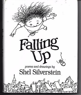 Falling Up : Poems and Drawings by Shel Silverstein (1996, Hardcover)