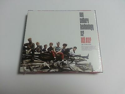 NCT 127 K-POP 1st Mini Album NCT#127 CD Booklet photocard Idol group Sealed NEW