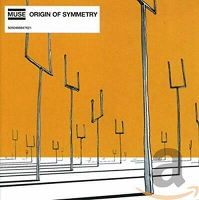 Muse - Origin of Symmetry - Muse CD K6VG The Cheap Fast Free Post The Cheap Fast