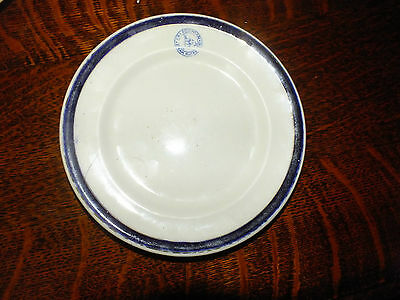 Caledonian Steam Packet Company Tea Plates X 6