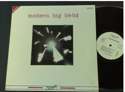 MODERN BIG BAND (G.e M. IACOUCCI) S/T FLOWER LEW 0610 ITALY LP LIBRARY