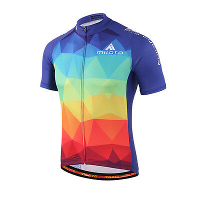 Cycling Jersey Tops Ropa Ciclismo Breathable Racing Cycling Clothing Maillot Top