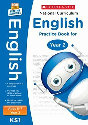 English practice book for ages 6-7 (Year 2). Boost success wit... by Scholastic,