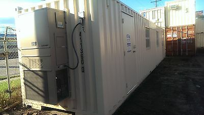 40' Shipping Container Office - REDUCED PRICE - Houston, TX
