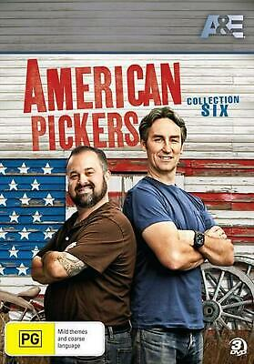 American Pickers: Collection 6 - DVD Region 4 Free Shipping!