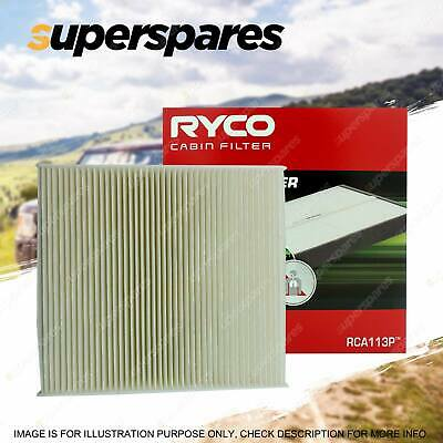 Ryco Cabin Air Pollen Filter for Nissan X-Trail T30 T31 2.0 dCi 2.5 SUV 01-ON