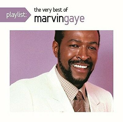Marvin Gaye - Playlist: The Very Best of Marvin Gaye [New CD]