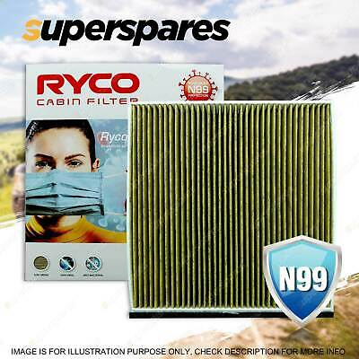 Ryco Cabin Air Pollen Filter Microshield RCA164MS for Toyota Hilux KUN26R 06-ON