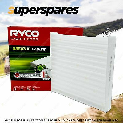 Ryco Cabin Air Pollen Filter Microshield for Toyota Hilux KUN26R 3.0 06-On