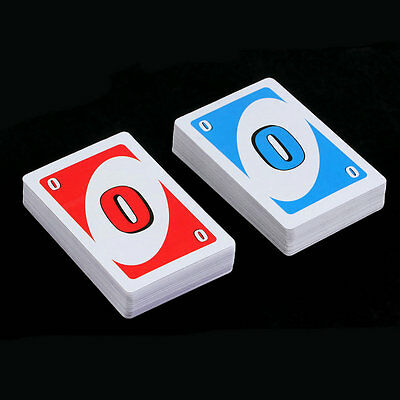 Family Entertainment Board Game UNO Fun Poker Playing Cards Puzzle Games PY