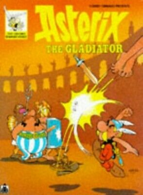ASTERIX THE GLADIATOR BK 6 PKT (Knight Colour Pic... by Goscinny, Ren� Paperback