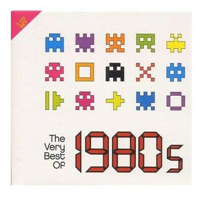 Various Artists - The Very Best Of 1980's CD Box Set - Various Artists CD JAVG