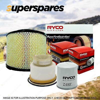 Ryco 4x4 Filter Service Kit RSK25C for Mazda BT-50 2.2 3.2MZ-CD 11-ON