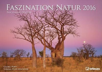 CALENDRIER 2016 - 42 x 29,7 - FASCINATING NATURE