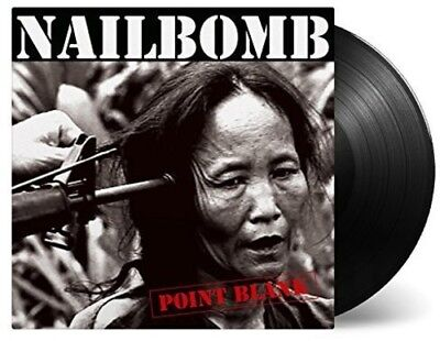 Nailbomb - Point Blank [New Vinyl LP] Holland - Import