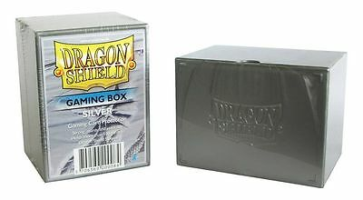 Dragon Shield - Boîte Gaming Box - Silver/Argent