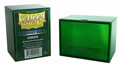 Dragon Shield - Boîte Gaming Box - Green/Vert